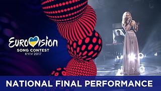 getlinkyoutube.com-Kasia Moś - Flashlight (Poland) Eurovision 2017 - National Final Performance