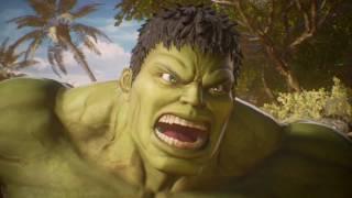 Marvel vs. Capcom: Infinite - Story Trailer