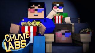 getlinkyoutube.com-Minecraft: INDO AO CINEMA! (Chume Labs 2 #19)