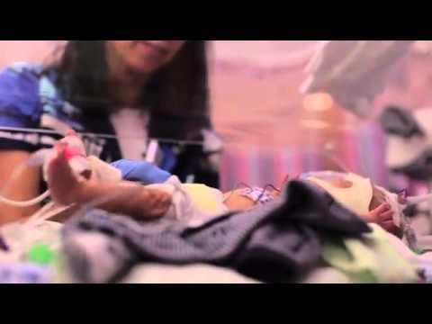 La conmovedora lucha de Ward Miles, un bebe prematuro de casi 6 meses...fullnoticias.com