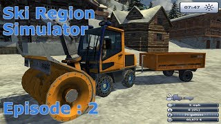 Ski Region Simulator - Multiplayer - EP:2