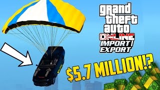 getlinkyoutube.com-GTA Online: Import/Export DLC - ALL CARS VS REAL LIFE VERSIONS IN GTA