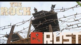 getlinkyoutube.com-Rust: The Rock | Raid Cam