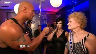 getlinkyoutube.com-Raw: John Cena interrupts a romantic moment