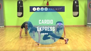 getlinkyoutube.com-High intensity fat burning cardio workout (25 minutes)