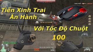 getlinkyoutube.com-Ăn Hành Với Tốc Độ Chuột 100 - Tiến Zombie V4