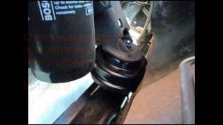 getlinkyoutube.com-Замена передней опоры двигателя на VW Golf 2