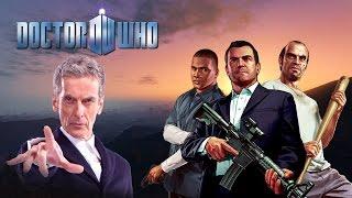 getlinkyoutube.com-I Am The Doctor - Doctor Who In GTA V!