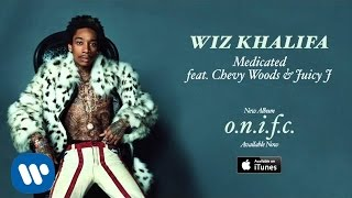 Wiz Khalifa - Medicated feat. Chevy Woods & Juicy J [Official Audio]