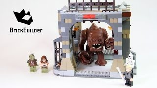 getlinkyoutube.com-Lego Star Wars 75005 Rancor Pit Build & Review