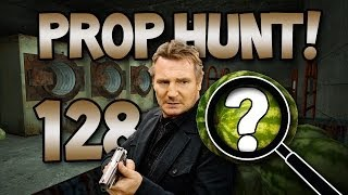 getlinkyoutube.com-You Can't Hide From Liam Neeson! (Prop Hunt! #128)