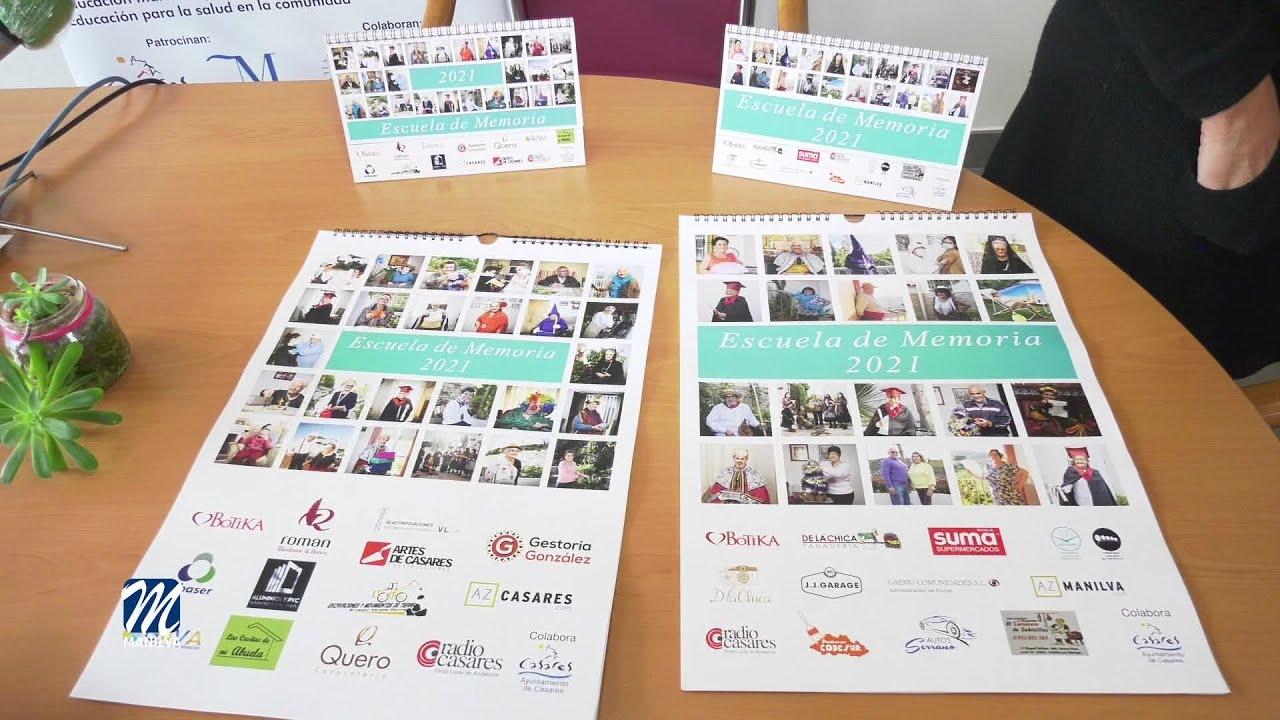 Calendario solidario de la asociación Botikaeducasalus