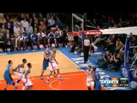 Orlando vs New York NBA Highlights 01/30/2013