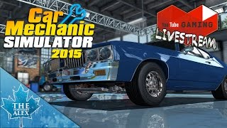 getlinkyoutube.com-Car Mechanic Simulator 2015 - tighten all the bolts and hold on to the nuts, lest you lose them