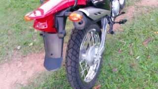 getlinkyoutube.com-Yamaha XTZ 125E 2014