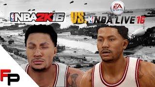 getlinkyoutube.com-NBA 2K16 vs. NBA Live 16 - Player Faces - Chicago Bulls
