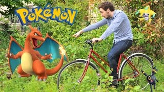 getlinkyoutube.com-POKEMON LA CONQUÊTE ! David Lafarge à vélo Feat Gallious ! XY PRIMO CHOC !