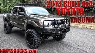 getlinkyoutube.com-Customized 2013 Toyota Tacoma 4x4 - Northwest Motorsport