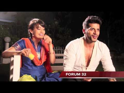 Qubool Hai | Karanvir Bohra and Surbhi Jyoti Interview - Part 2
