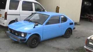 getlinkyoutube.com-SS20セルボ 走行動画 SUZUKI SS20 2-stroke 3-cylinder
