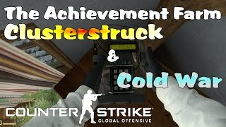 getlinkyoutube.com-The Achievement Farm - Clusterstruck/Cold War (CS:GO)