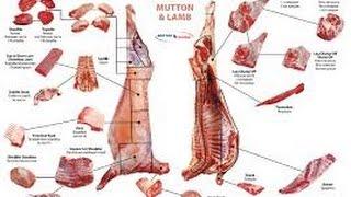 getlinkyoutube.com-Разделка бараньей туши(Русские субтитры) - Cutting lamb carcasses(EN subtitles).
