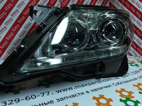 8118560FF80 Блок фара передняя левая Lexus LX 570 USA