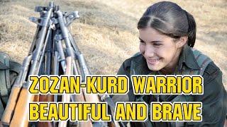 getlinkyoutube.com-ZOZAN,THE BEAUTIFUL KURD WARRIOR Christians Hope