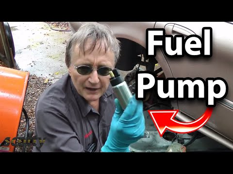 How to Replace a Fuel Pump in Your Car
