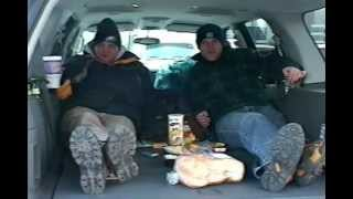 getlinkyoutube.com-Tailgate Party.at The Last Game at Veterans Stadium, Eagles vs Buccaneers NFC Championship, FUNNY!