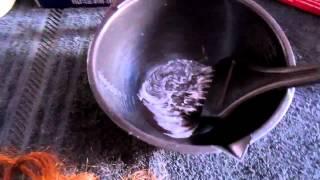 getlinkyoutube.com-Apagando  o ALARANJADO (cobre) dos cabelos