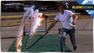 getlinkyoutube.com-Flaming Whip IN SLOW MOTION!