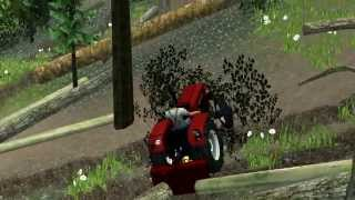 getlinkyoutube.com-Foresting Under the Hill - Farming Simulator 1080p