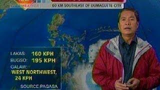 getlinkyoutube.com-24Oras: Bagyong Pablo, nasa karagatan na ulit at tinutumbok ang Negros Oriental