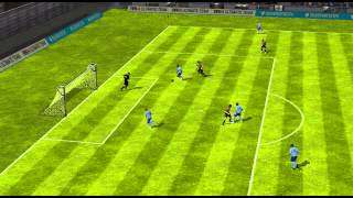 FIFA 14 Android - sewercity VS U.N.A.M.
