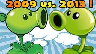 getlinkyoutube.com-Plants vs. Zombies 2 Vs. Plants vs Zombies 1 (SHOWDOWN!)