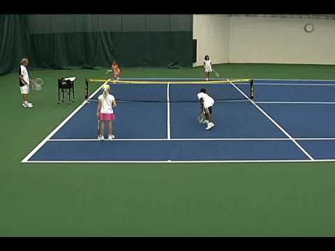 QuickStart Tennis - Ages 7 & 8: Lobster Rally