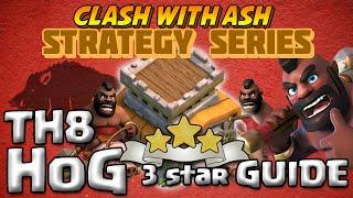 getlinkyoutube.com-Clash Of Clans   TH8 MASS HOG ATTACK - 3 STAR ANY BASE!