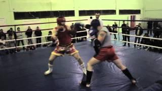 getlinkyoutube.com-Тайский бокс (муай тай) против бокса