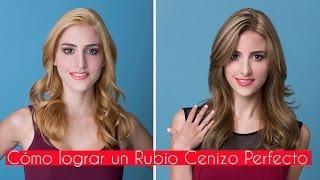 getlinkyoutube.com-Cómo lograr un Rubio Cenizo Perfecto
