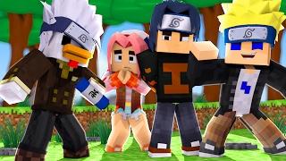 getlinkyoutube.com-Minecraft: NARUTO C - MISSÃO SECRETA ! ‹ Ine ›