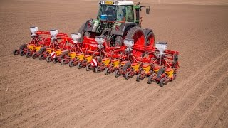 Grimme MATRIX 1800 | 18-row precision seed drill for beet, canola and chicory