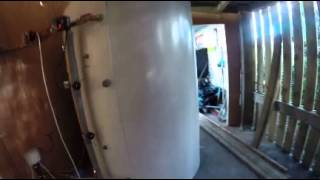 getlinkyoutube.com-Moderator 50kw boiler with buffer tank