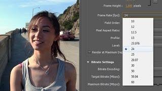 24fps vs 30fps - Best Frame Rate Settings for Youtube