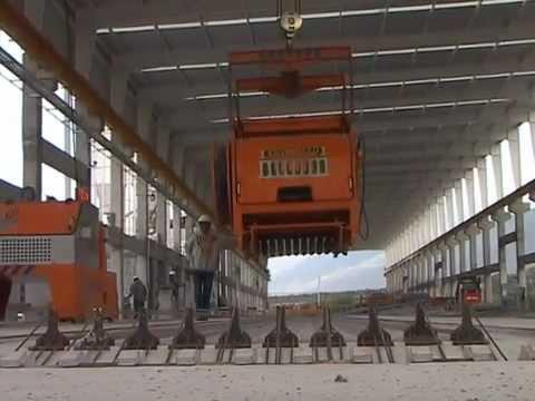 VELOSA - Proceso de Fabricación de Viguetas