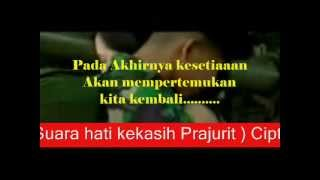 getlinkyoutube.com-lagu TUNAIKAN TUGASMU suara hati kekasih prajurit)Cipta kopda Puji dan Prada Imam YONIF 400 RAIDER