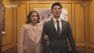 getlinkyoutube.com-[The Dearest Lady] 최고의 연인 20회 - So Hee,pose as couple with Hyun Wook front on meeting boy 20160101