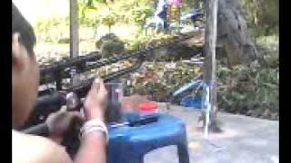 getlinkyoutube.com-ปืนลมไทยประดิษฐ์  เเบบไม่มีสูบ  1