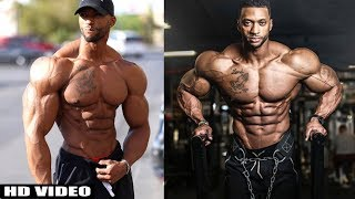 Ripped and Muscular Body | IFBB Pro Champion Raymont Edmonds Workout and Posing