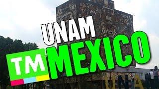getlinkyoutube.com-Mexico's MASSIVE College Campus - UNAM / University City